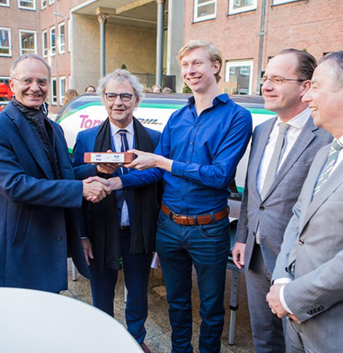 UNIIQ: Proof of concept fonds voor Zuid-Holland