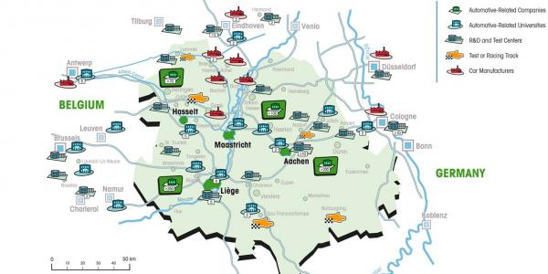 Automotive Cluster (INTERREG EMR)