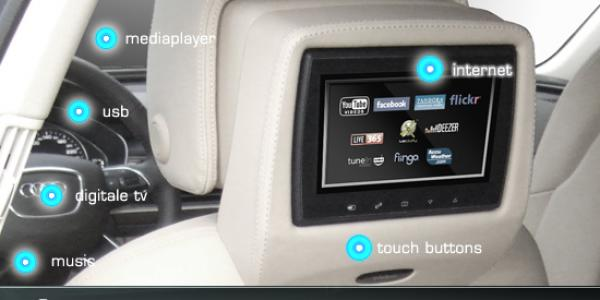I-CAR: Next Generation Car Infotainment