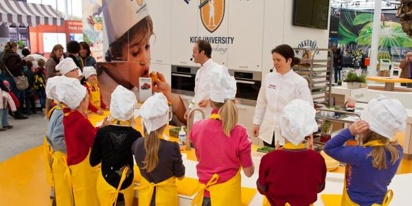 Kids University for Cooking