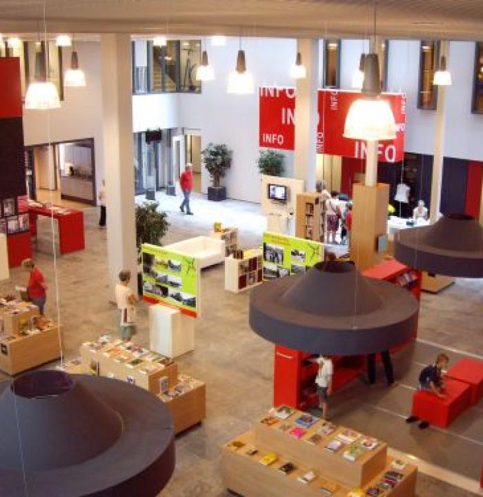 Multifunctioneel centrum dok Zuid
